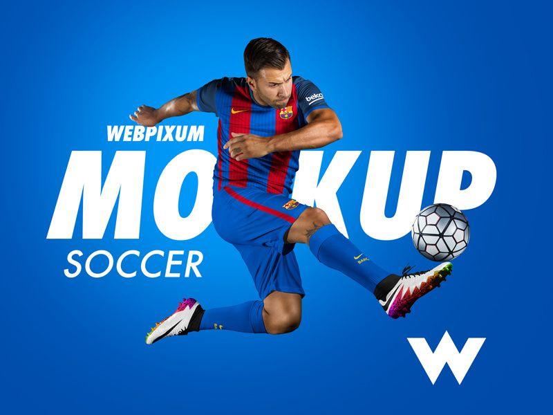 Download Free Soccer Mockup Psd In 2020 Soccer Kits Mls Soccer Soccer