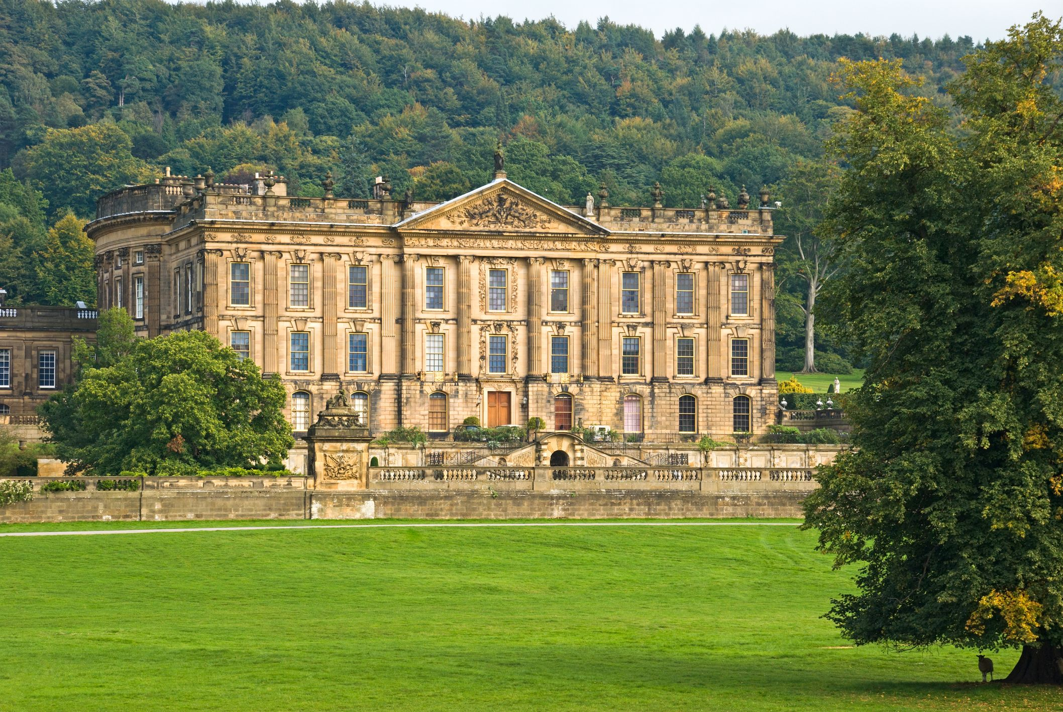 Landscaped Homes britain's stately homes are as diverse as they are impressive