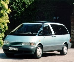 1994 toyota previa hands down the best car i have ever owned vehicle 1994 toyota previa publicscrutiny Gallery