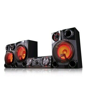(Ad)(eBay Link) LG LOUDR Hi-Fi Bluetooth Audio 2,750W Shelf Speaker Karaoke System CM8460 EUC #karaokesystem