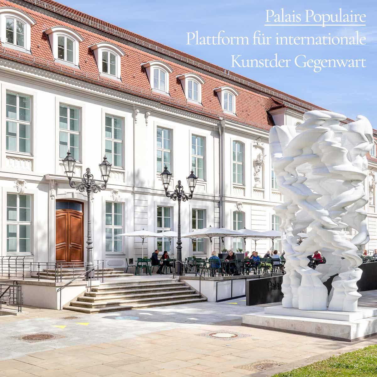 Deutsche Bank Kunsthalle Palais Populaire Berlin Creme Guides Berlin Stadt Kunst Internationale Kunst