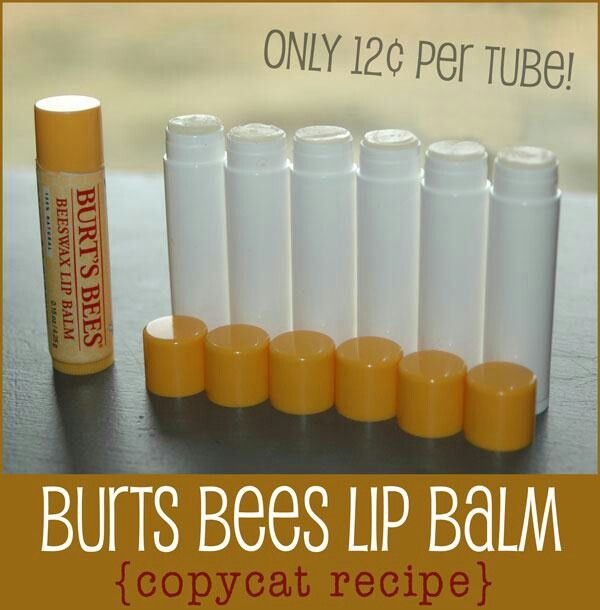 Pin By Marleen Deppenbroek On Homemade Products Burts Bees Lip Balm Diy