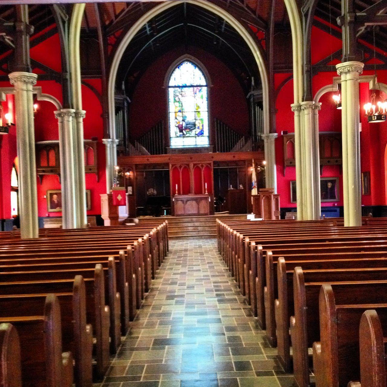 Rutgers Kirkpatrick Chapel New Brunswick NJ The Annual Christmas Concert