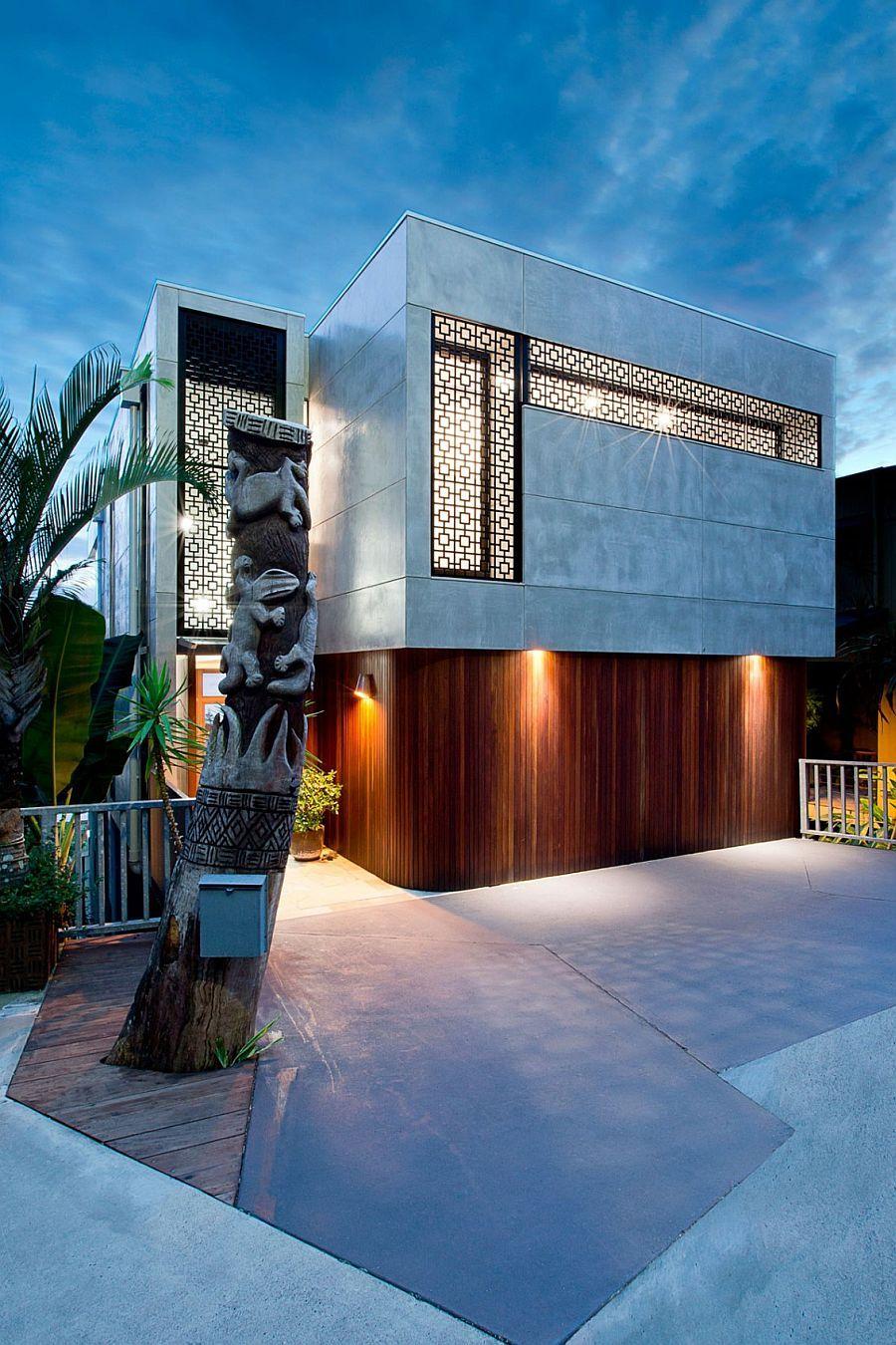 La Maison Moderne Plane Queensland