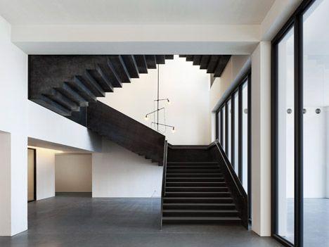 Spring Studios by AA Studio Italian fabricator DaVinci