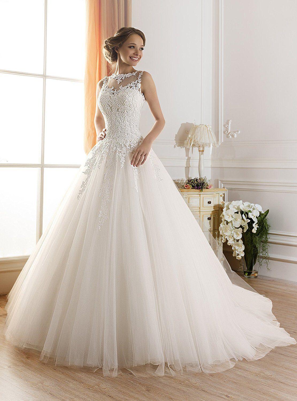 Beste Amazon Hochzeitskleider Bilder - Brautkleider Ideen - cashingy ...