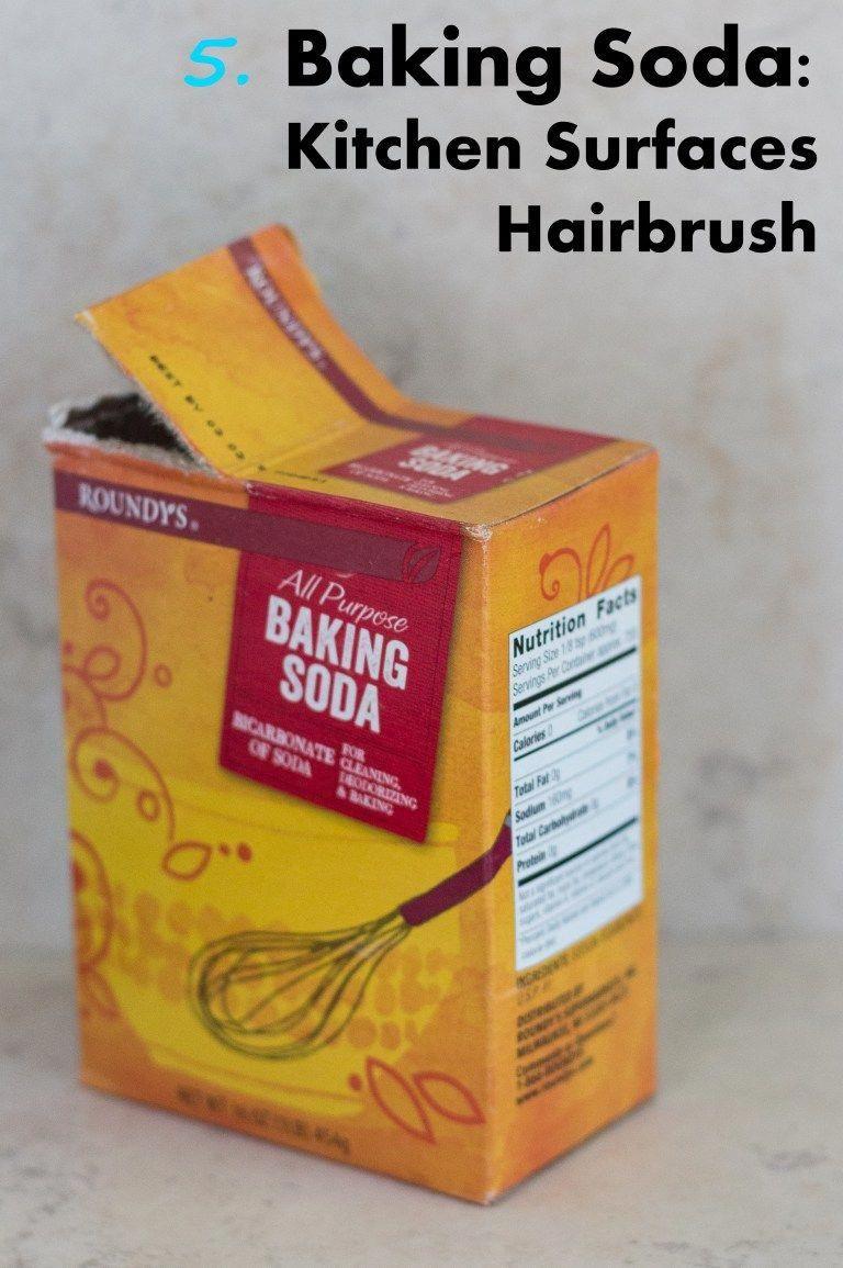 UsingBakingSodaAsShampoo in 2020 Baking soda drain