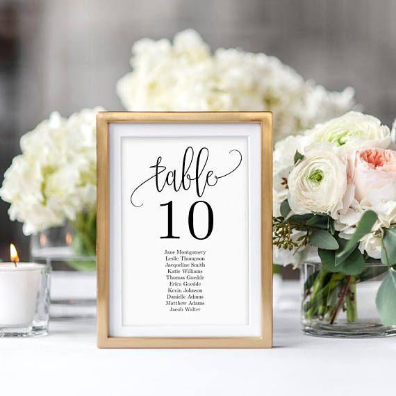 wedding seating chart template set printable table seating wedding