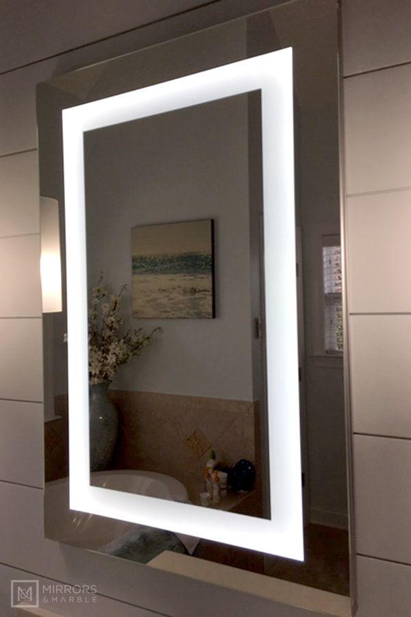 Lighted Led Bathroom Mirror Medicine Cabinet 24 Medicine Cabinet Mirror Led Mirror Bathroom Bathroom Mirror