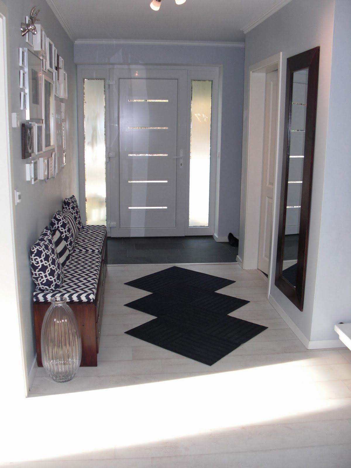dyi flur teppich f r 7 00 flur eingangsbereich garderoben treppenhaus pinterest flure. Black Bedroom Furniture Sets. Home Design Ideas