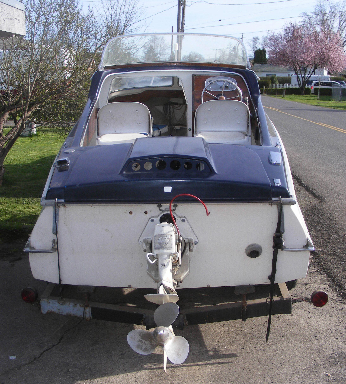1962 Dorsett Catalina 2 Jim Bailey S Classic 1961