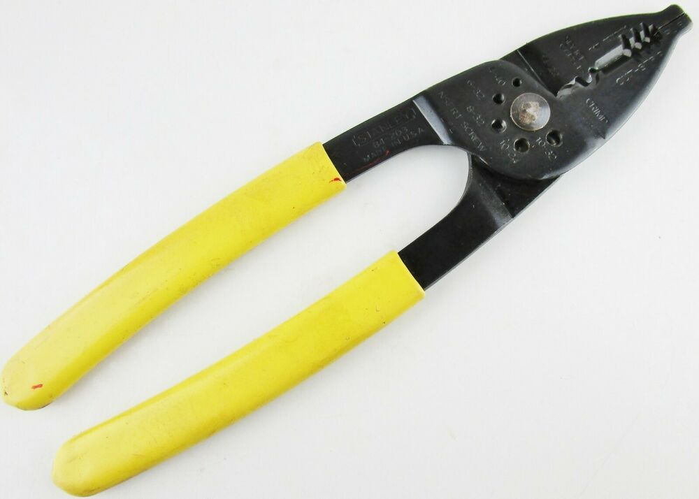 Pin On Vintage Pliers Cutters Lineman Tools Old
