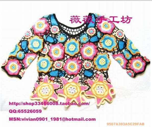blusas de manga curta - Elisiane Severo - Picasa Web Albums