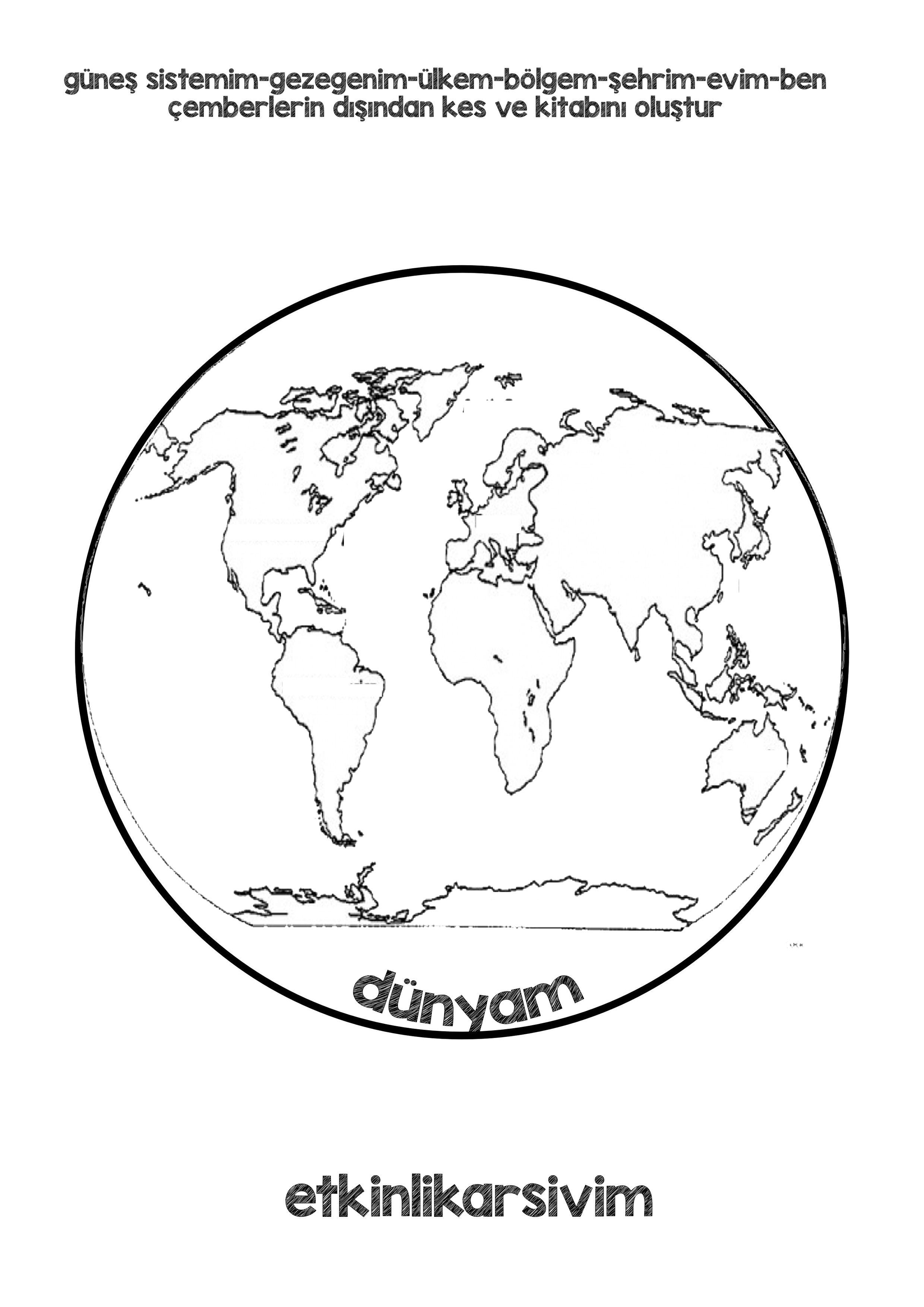 Yeşim Adlı Kullanıcının Dekor Panosundaki Pin Hayat Bilgisi Sınıf