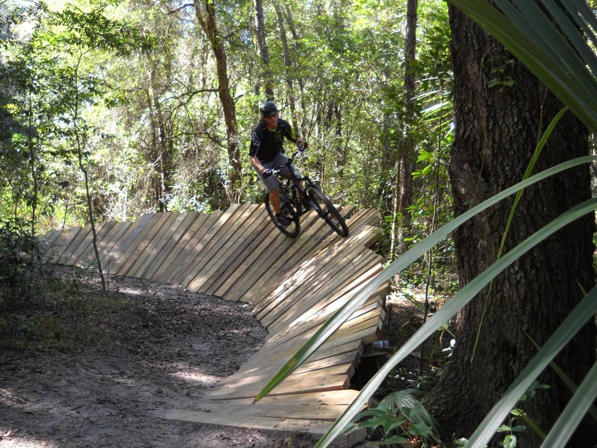 Mount Dora Trail Mountain Bike Trail In Mount Dora Florida