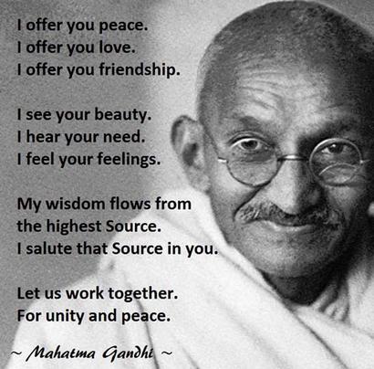 Uitspraken Van Ghandi Google Zoeken Gandhi Quotes