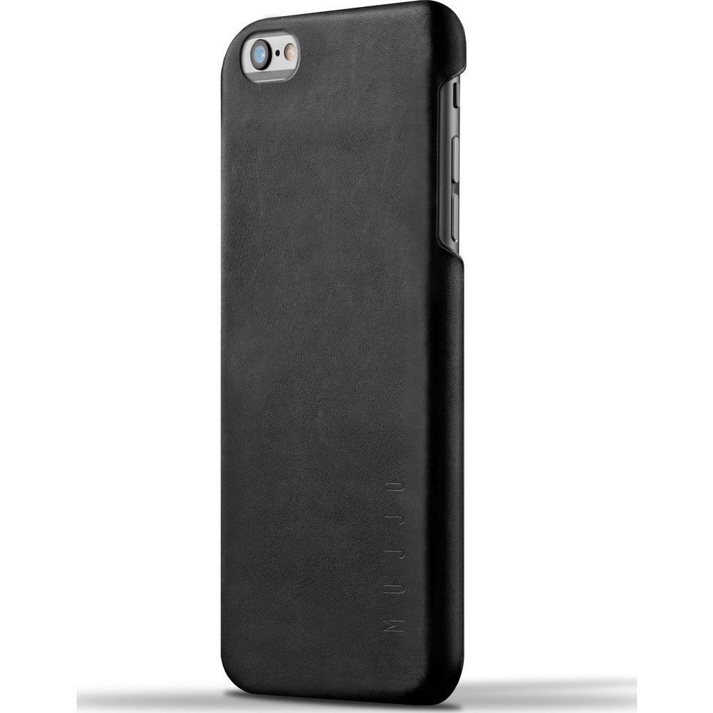 Mujjo Leather Case for iPhone 6 6s Plus   Black   Pinterest eefb06e8701