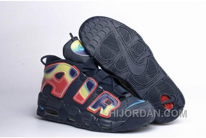 The Uptempo was popularized during the Bull's reign in the through Scottie  Pippen's use. According to the shoe's designer Wilson Smith, the shoe was