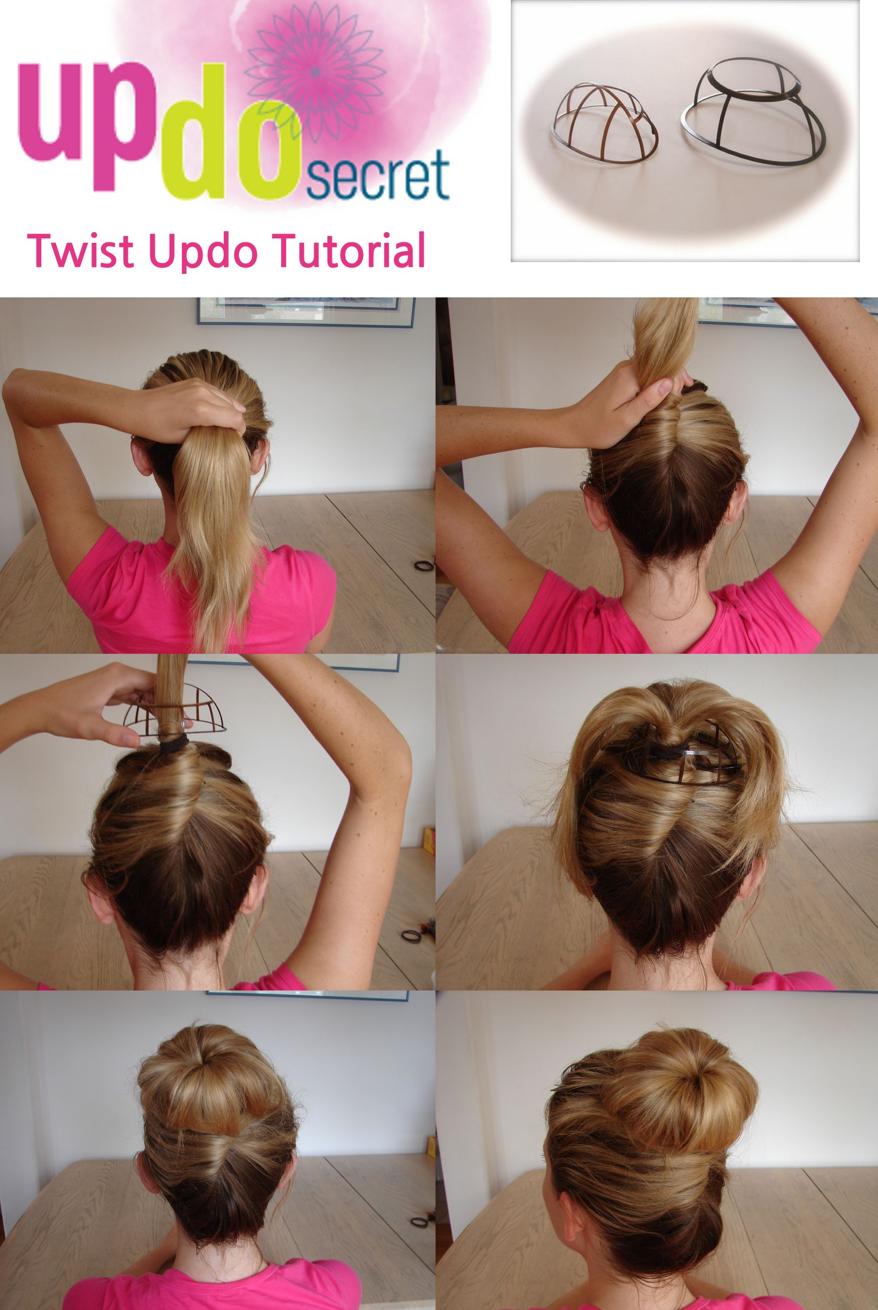 Miraculous Classy Twist Updo For Work Only Takes 5 Steps Using The Updo Hairstyles For Men Maxibearus