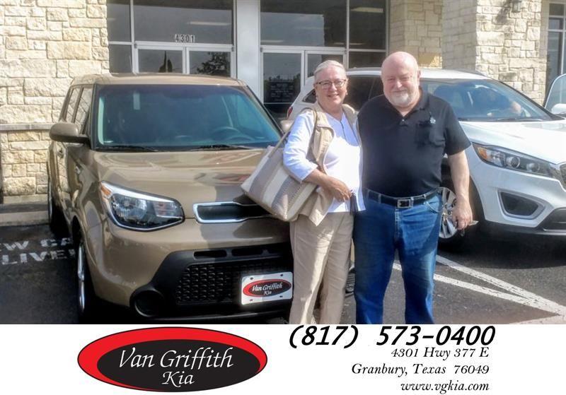van griffith kia customer review it was a nice fast experience working with chad everyone at van griffith kia mad kia kia sorento honda dealership pinterest