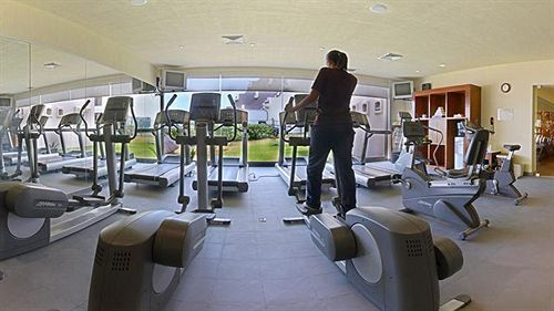 Fitness Facility Cancun All Inclusive Cancun Hotels Fiesta Americana Condesa Cancun
