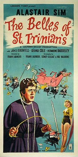 The Pure Hell of St Trinians Repro Film POSTER
