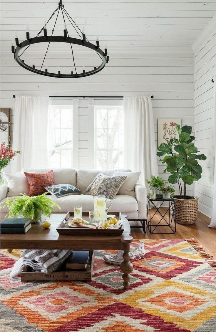 42 marvelous bohemian farmhouse decorating ideas for