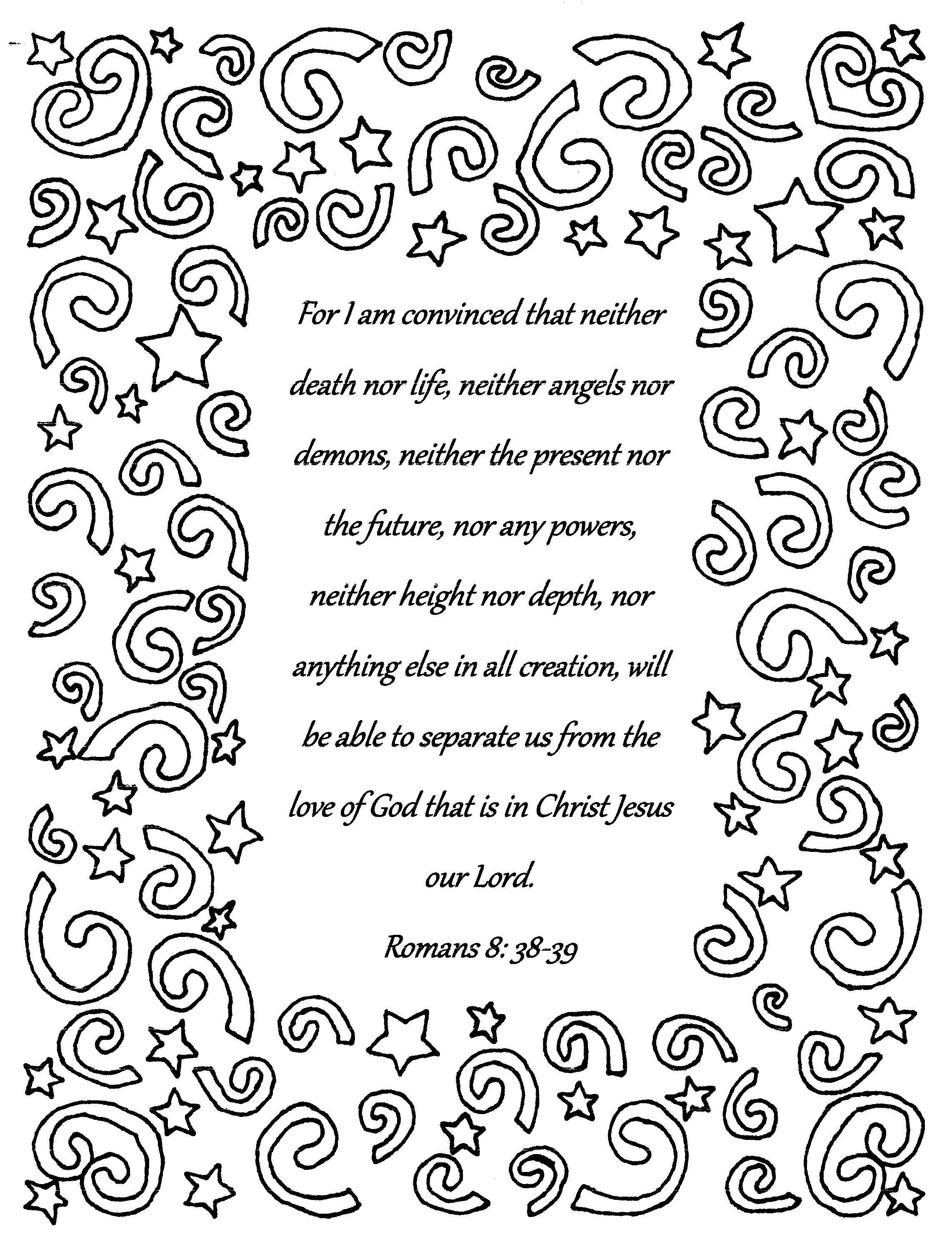 Love Is Patient 1 Corinthians 13 4 7 Bible Verse Coloring Page