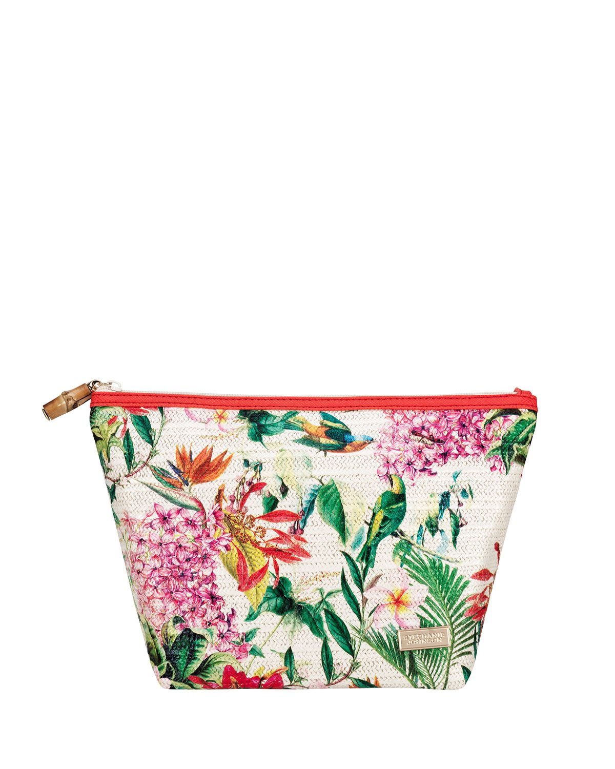 Poppy Laura Large Trapezoid Cosmetic Bag  ca782839086d9