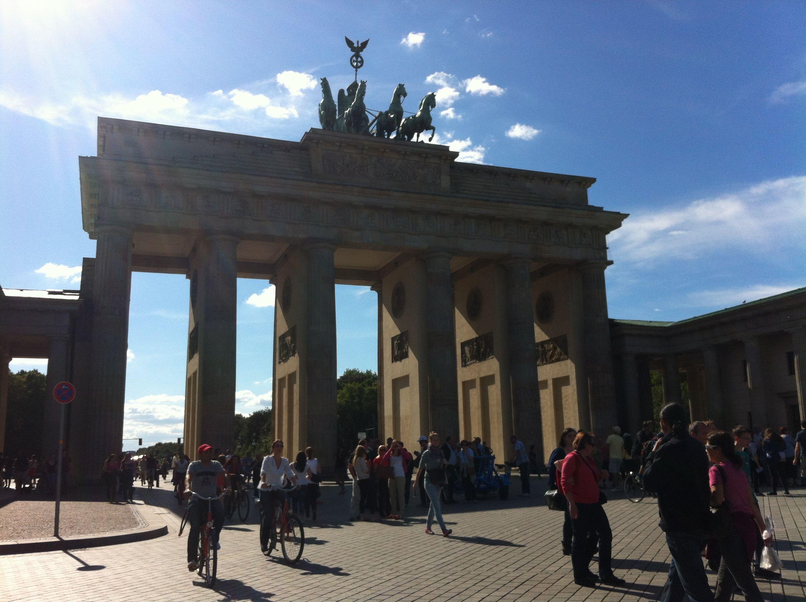 La puerta...Berlín