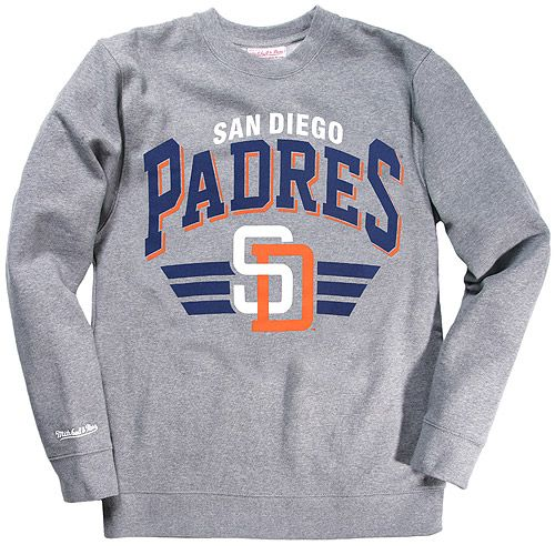 cheap for discount afd0a 7ab18 San Diego Padres Stadium Crew by Mitchell & Ness - MLB.com ...