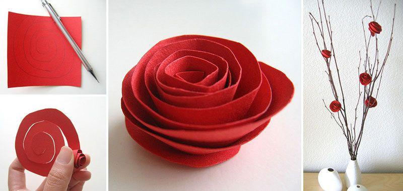 Jak Zrobic Oryginalne Kwiaty Quilling Gifts