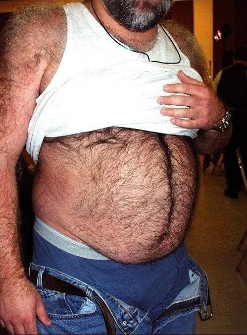 Big Hairy Belly