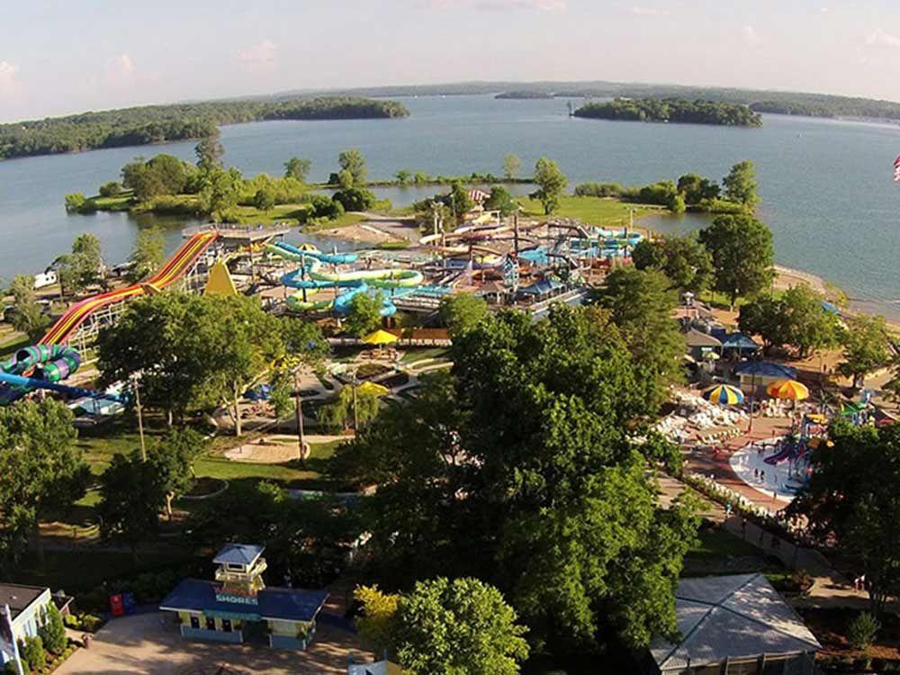 Nashville Shores Lakeside Resort Nashville Campgrounds Good