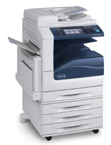 Xerox Workcentre 7120 Pt 7120 Color Advanced Multifunction Copier