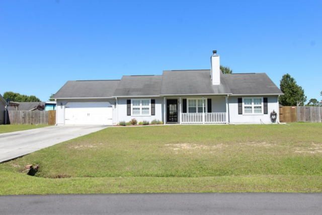 236 Parnell Rd For Sale - Hubert, NC