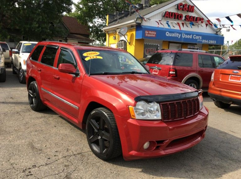 2007 Jeep Srt8 For Sale