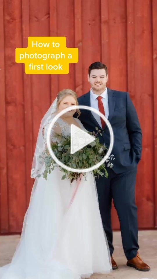 cameronandtia(@cameronandtia) on TikTok: First look check!!! #weddingphotographer #weddingphotography #photographyeveryday #photographyhacks