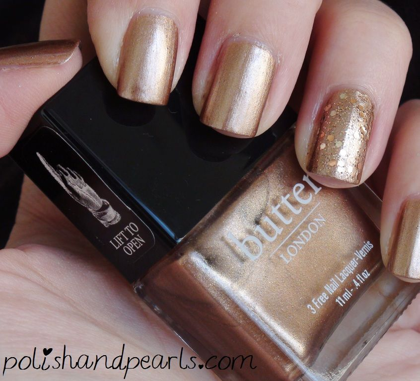 "Butter London ""The Old Bill"""