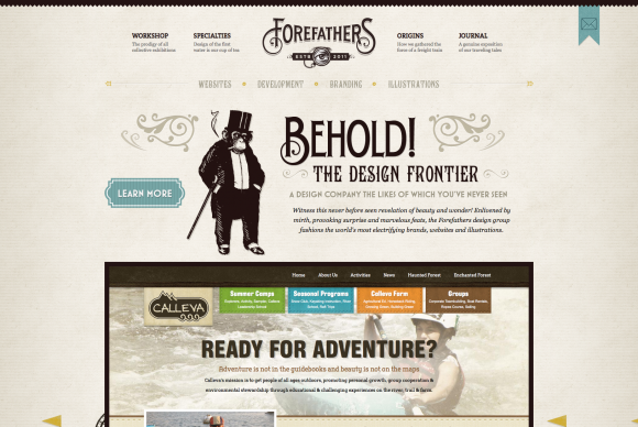 Inspiration A Collection Of Retro Web Designs Web Design Web Inspiration Design
