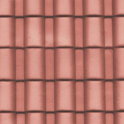Dollhouse Spanish Tile Plastic Pattern Roof Sheet Dollhouses And More Spanish Tile Patterned Sheets Roofing Sheets