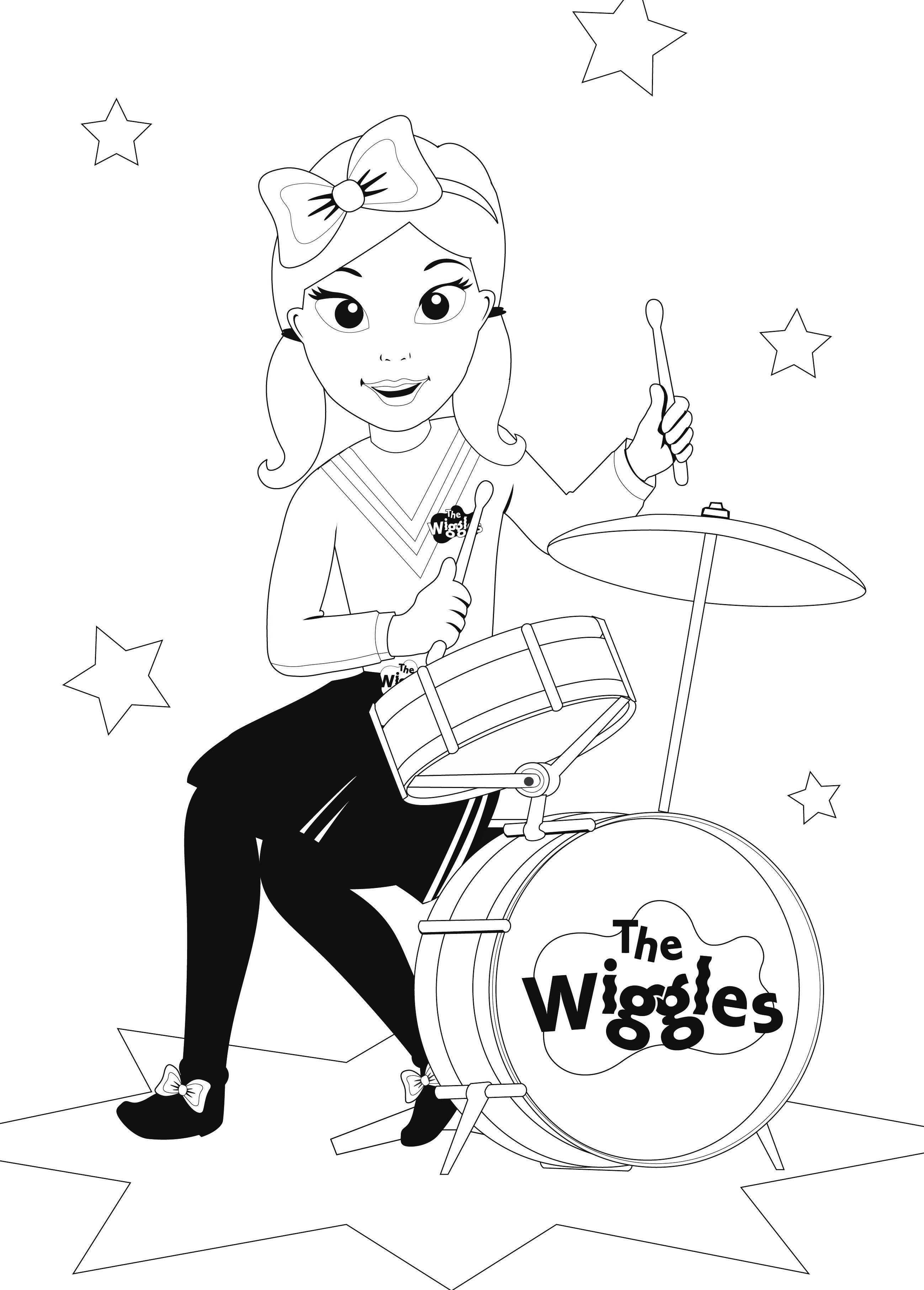Pin By Tamsin Van Rooyen On Wiggles The Wiggles Birthday Wiggles Party Emma Wiggle