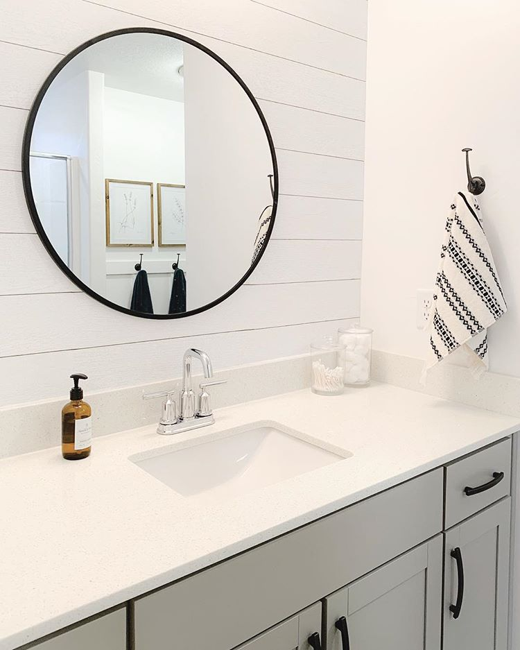 Something As Simple As A New Hand Towel Hook Makes All The Difference In This Bathroom Currently Cha Hand Towels Bathroom Hand Towel Hook Bathroom Towel Hooks Hand towel holder for bathroom