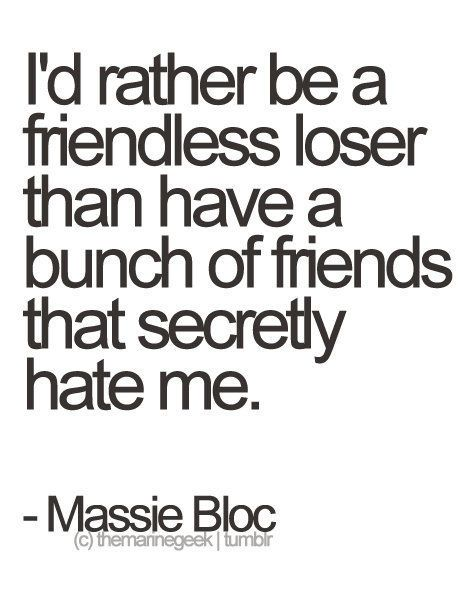 Quotes About Having No Friends : quotes, about, having, friends, Loved