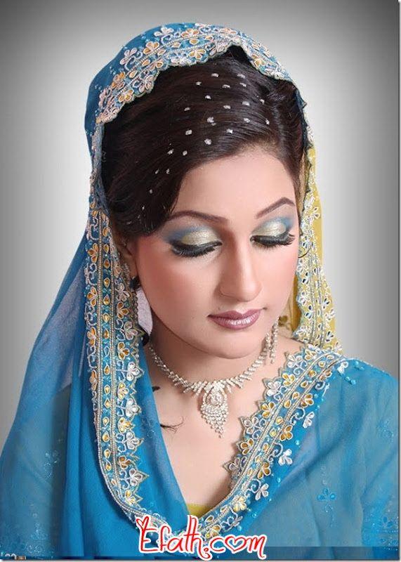 f2dccf12260 Asian Bridal Makeup | Efath.com | Asian bridal makeup, Bridal Makeup ...