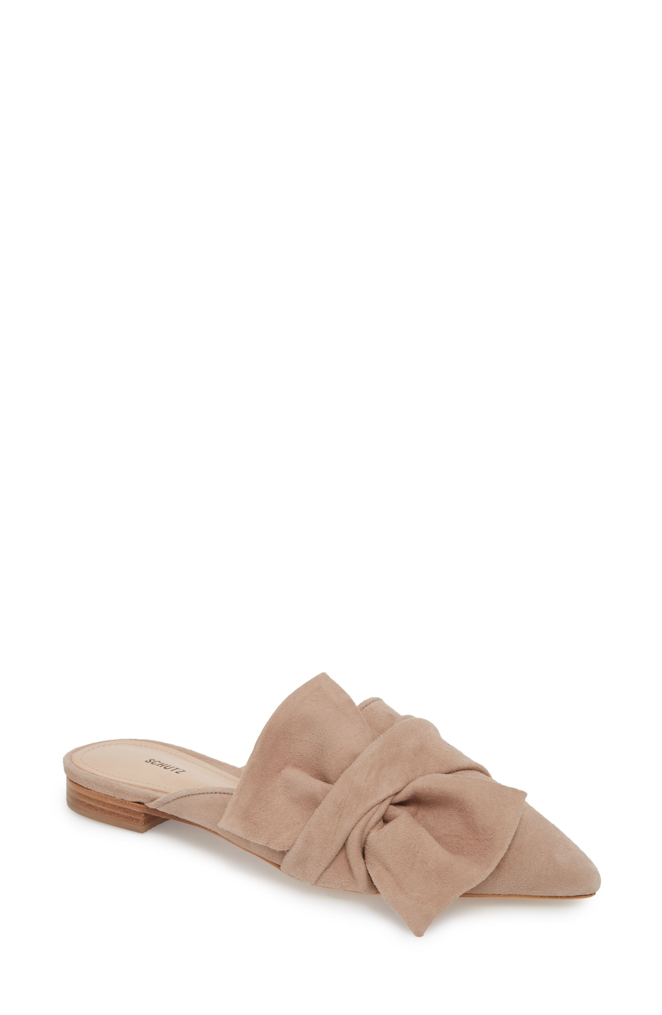 b3d88110143 D Ana Knotted Loafer Mule