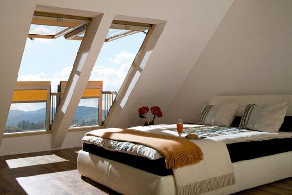 15 Attic Rooms Converted Into Simple Yet Elegant Bedrooms Elegant Bedroom Attic Rooms Attic Bedrooms