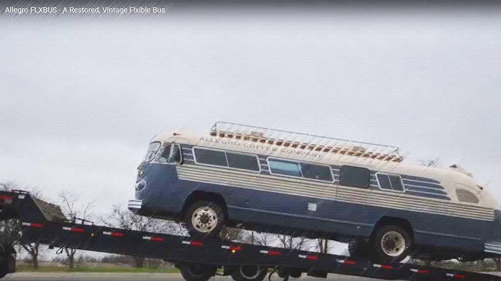 Allegro flxible bus allegro bus food vans