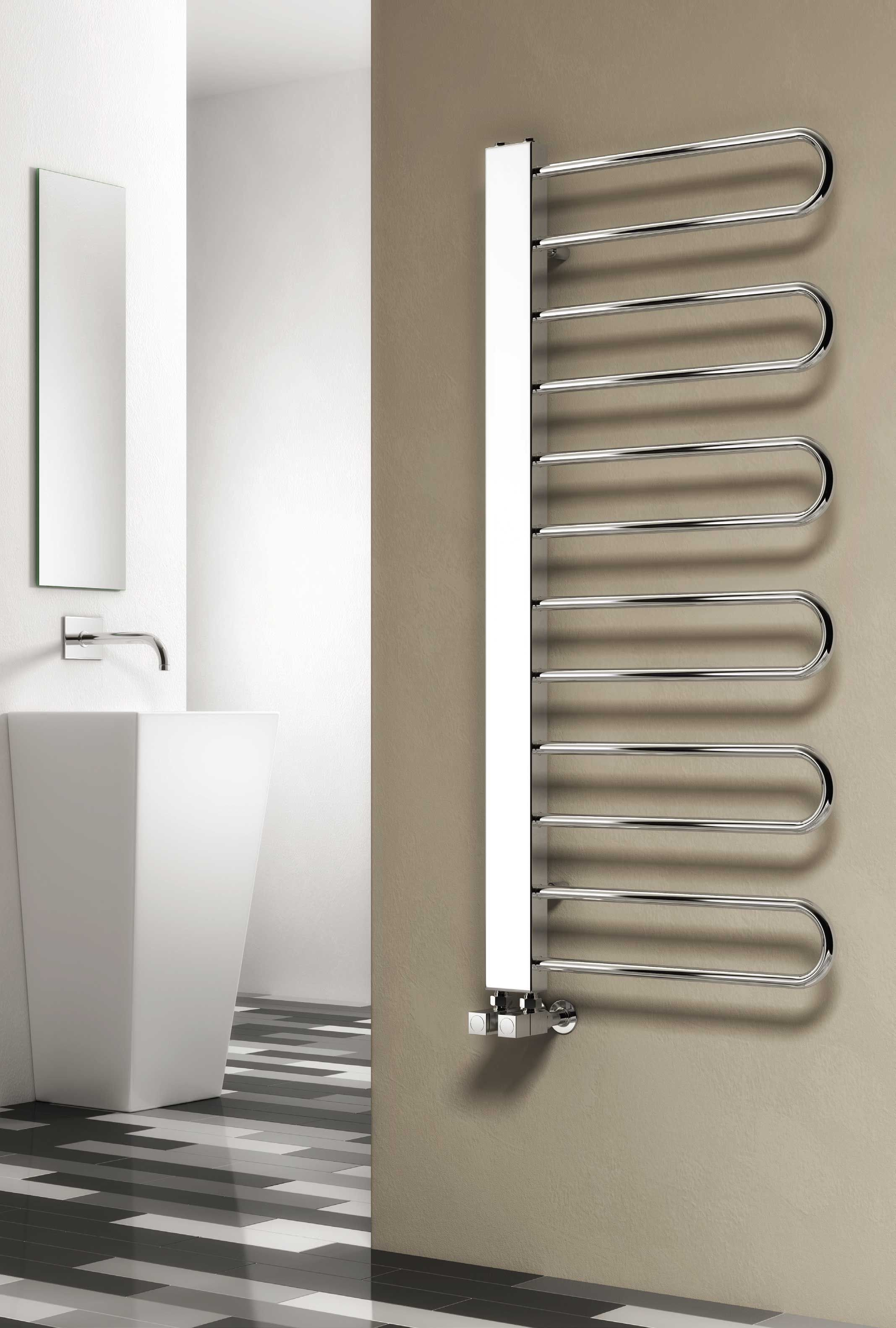 The Reina Larino Designer Heated Towel Rail The Perfect Addition To Any Bathroom Or Kitchen You Also Have The Optio Heated Towel Rail Towel Rail Heated Towel