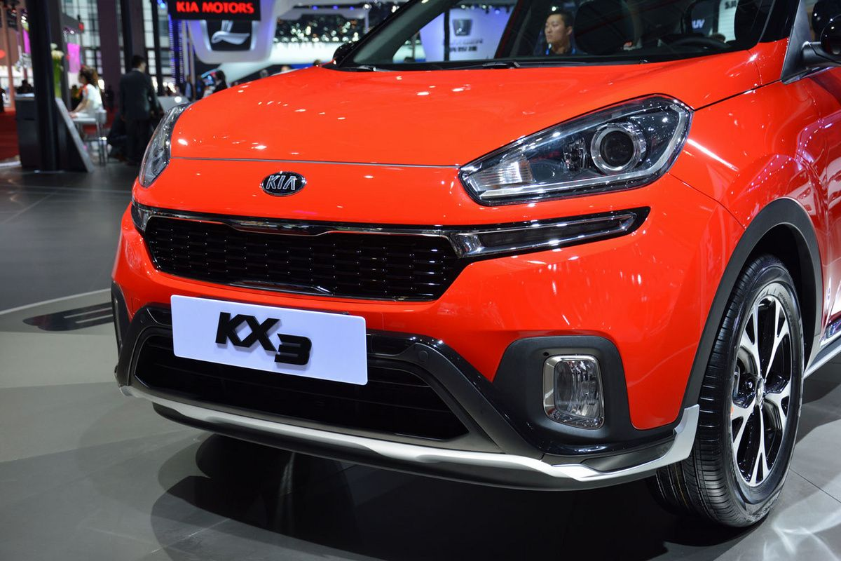 Shanghai live motor show 2015 kia kx3 review http futurecarrelease net